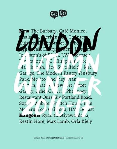 Gogo London: Autumn/ Winter 2016-17 par (Broché - Sep 15, 2016)