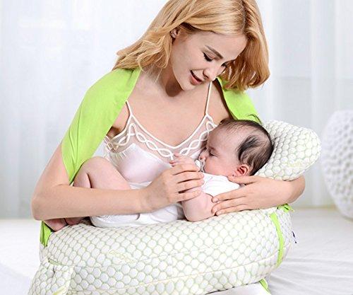 Oreillers de soins infirmiers pour l'allaitement maternel Oreiller de grossesse d'allaitement doux / Coussin Allaitement Coussin d'allaitement de maternité
