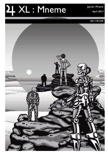 Jupiter 40: Mneme (Jupiter SF Magazine) (English Edition) (Sutherland Rod)