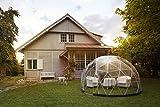 GARDEN IGLOO 360 Pavillon/Gewächshaus/Garten Iglu
