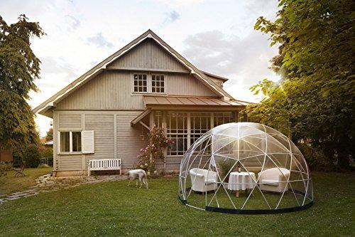 garten iglo GARDEN IGLOO 360 Pavillon/Gewächshaus/Garten Iglu
