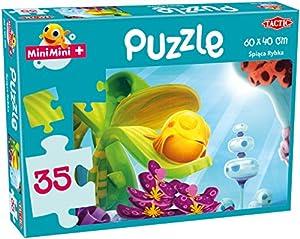 MiniMini Spiaca Rybka puzzle maxi 35 el