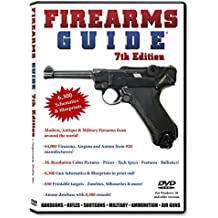 Firearms Guide 7th Edition (DVD-Rom for Windows) - Presents 64,300 guns and 6,300 gun schematics & blueprints!