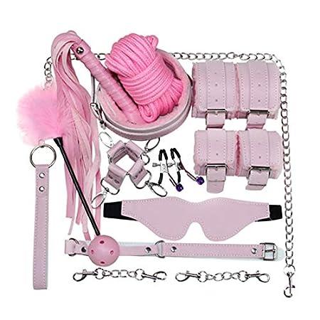 QISON Light Pink 10PCS KIT Für Ihren Geliebten, Indoor Training Kit