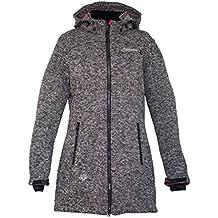 Suchergebnis auf für: strickfleece mantel damen