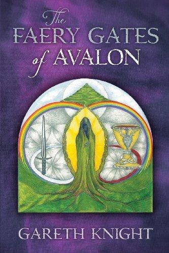 The Faery Gates of Avalon by Gareth Knight (2013-06-21)