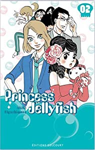 Princess Jellyfish Edition simple Tome 2