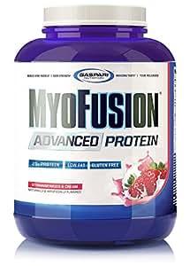 Gaspari Nutrition Myo Fusion Advanced Protein - 1.8 kg (Strawberry and Cream)