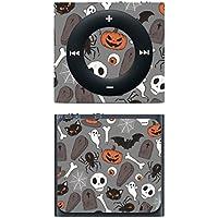 "Disagu SF-sdi-3616_1213 Design Schutzfolien für Apple iPod Shuffle 4G - Motiv Halloweenmuster 05"" klar"