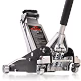 Hawk Tools 2,5Tonnen Hydraulik-Wagenheber aus Aluminium für Garage, Werkstatt.