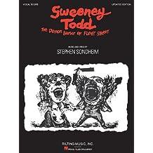 Stephen Sondheim (Vocal Score)