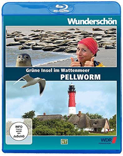Pellworm - Grüne Insel im Wattenmeer - Wunderschön! BLURAY