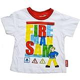 Palo de golf para niños de Sam el bombero 100% algodón costura para camisetas de mujer de manga corta para T-Shirt - 2 permiten el paso de la 6 años