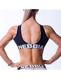 Amazon.fr   Nebbia - Soutiens-gorge de sport   Sous-vêtements de sport    Vêtements cbe39c3537a3