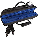 Protec PB308 Slimline Flute Pro Pac Case - Black