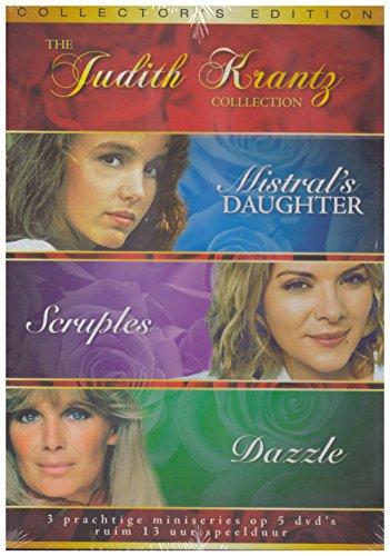 Bild von dvd - Judith Krantz Collection (Mistral's Daughter/ Scruples / Dazzle ) (1 DVD)
