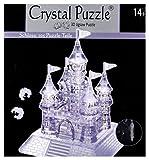 HCM Kinzel 109002 - Crystal: Schloss, groß (105 Teile) - 3D-Puzzle Crystal