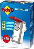 AVM FRITZ!DECT 210 (intelligente Steckdose für Smart Home, mit Spritzwasserschutz (IP 44) für Einsatz im Außenbereich) Bild 2