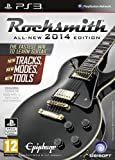 Cheapest Rocksmith 2014 Includes Real Tone Cable on PlayStation 3