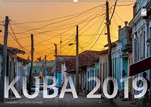 Kuba 2019 (Wandkalender 2019 DIN A2 quer): Kubanische Impressionen für das ganze Jahr (Monatskalender, 14 Seiten ) (CALVENDO Orte)