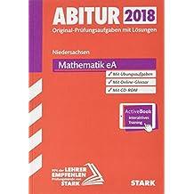 Abiturprüfung Niedersachsen - Mathematik EA