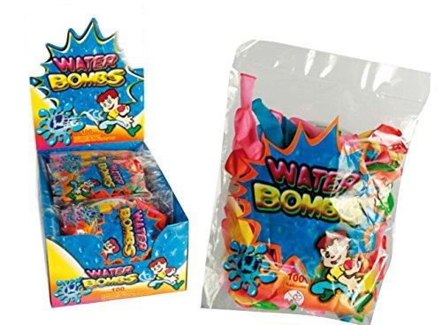 Wasserbomben 100 Stück im Päckchen
