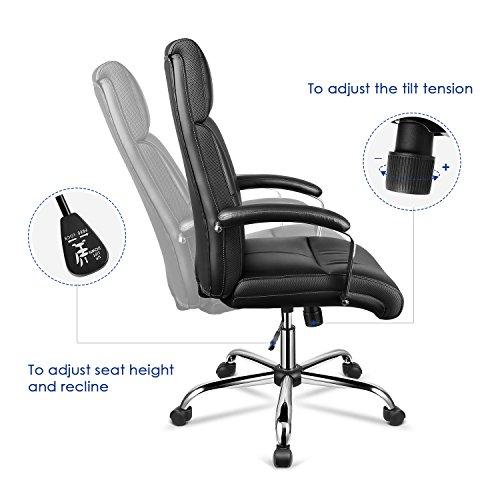 Zoom IMG-3 intey alta della sedia da