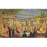 Mary Evans / Jazz Age Club Collection – The Garden Grill Room Of The Mayfair Hotel Berkeley Square Artistica di Stampa (91,44 x 60,96 cm)