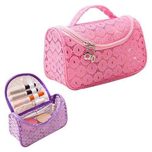 sztara-damen-kosmetiktasche-makeup-tasche-fur-reisen-spitze-klein-pink-rose-einheitsgrosse