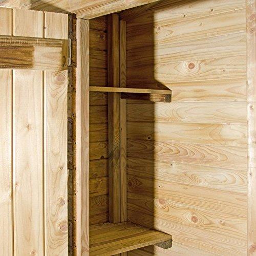 Armadi in legno blinky mod lola 85x46x177 for Amazon armadi legno