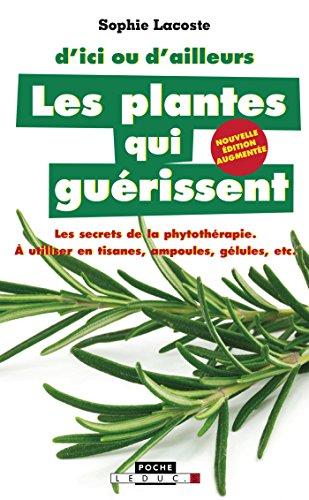 Les plantes qui guérissent: Les secrets de la phytothérapie. À utiliser en tisanes, ampoules, gélules, etc. (Poche) par Sophie Lacoste