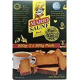 Mario Saunf Rusk, 600 gm