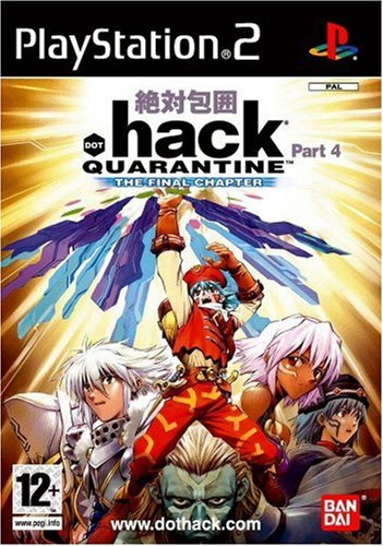 DOT Hack Quarantine volume 4 [FR Import] (Video Games Hack Dot)