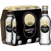 Nordic Mist Original Tónica - 4 Paquetes de 6 x 200 ml - Total: 4.8