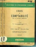 Telecharger Livres COURS DE COMPTABILITE PAR LA PRATIQUE RAISONNEE 2 TOMES EN 2 VOLUMES I INITIATION COMPTABLE TENUE DES LIVRES II LES TRAVAUX DE FIN D EXERCICE LIQUIDATION DE L ENTREPRISE QUESTIONS DIVERSES BIBLIOTHEQUE DE L ENSEIGNEMENT TECHNIQUE (PDF,EPUB,MOBI) gratuits en Francaise