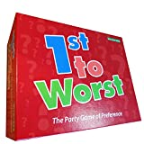 Wild Card Games 1ST TO WORST! – The classic multi player party game