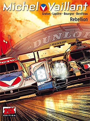 Michel Vaillant 2. Staffel Band 06: Rebellion
