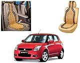 #10: Auto Pearl - Premium Quality Car Wooden Bead Seat Cover For - Maruti Suzuki Old Swift