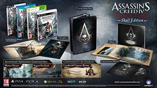 Foto Assassin's Creed IV: Black Flag - Skull Edition (Collector's Edition)