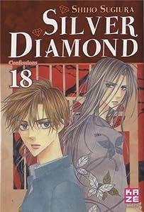 Silver Diamond Edition simple Tome 18
