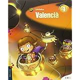 Valencià 4º Primaria (Lengua) Tres Trimestres (Superpixépolis)