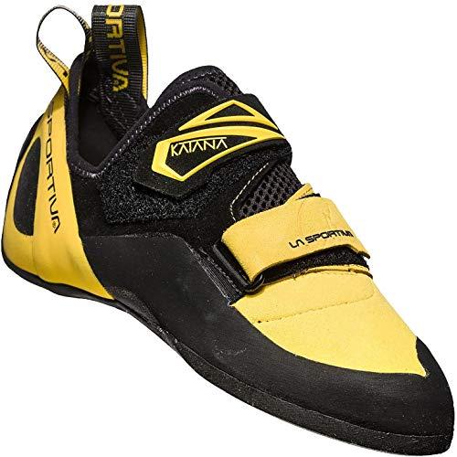 La Sportiva Katana Scarpa Arrampicata Yellow/Black