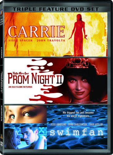Carrie Prom Night (Dying to Be Popular Triple Feature (Carrie / Hello Mary Lou: Prom Night II / Swimfan))