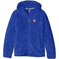 Peak Mountain Galane Cazadora Niña, Color Bleu Clematis, Tamaño 14 Años