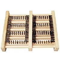 Boot Brush Mat - Boot Scrubber