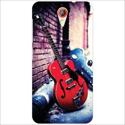 HTC Desire 620G Back Cover - Soft Music Designer Cases