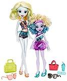 Mattel Monster High FCV82 - Geschwister puppe-Set Lagoona
