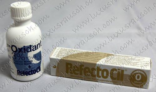 Refectocil Blond und Entwickler Set