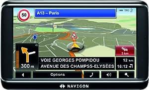 "Navigon 70 Premium GPS Europe (43 Pays) Ecran 5"" TMC"