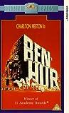 Ben Hur [UK-Import] [VHS] - Charlton Heston, Jack Hawkins, Stephen Boyd, Hugh Griffith, Martha Scott